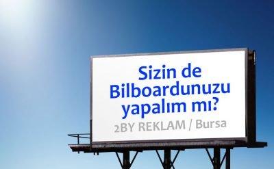 Bilboard Bursa 1
